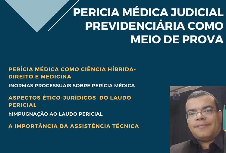 Pericia Médica Judicial Previdenciária